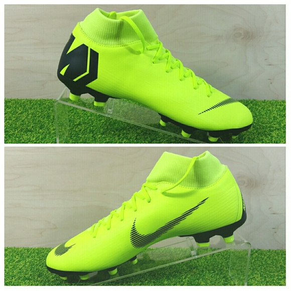 competitive price caef3 7a7d2 Nike Mercurial Superfly 6 Academy MG Soccer Cleats NWT